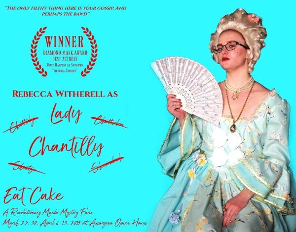 Lady Chantilly