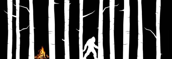 Bigfoot Walking
