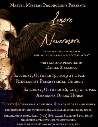 Lenore Nevermore